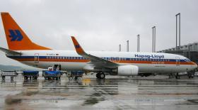 D-AHFX Hapag Lloyd Boeing 737-8K5